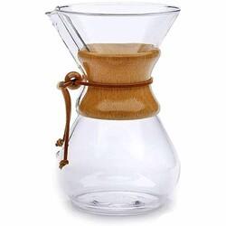 EPİNOX COFFEE TOOLS - CAM KAHVE DEMLEME 800 ML (CK-800A)
