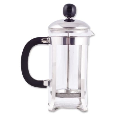 FRENCH PRESS PLS 350 ML SİYAH (DÜZ-350A)