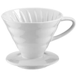 EPİNOX COFFEE TOOLS - SERAMİK DEMLEME-BEYAZ (FSB-2)
